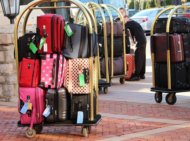 Luggage being on of the Products that have seen a decline in popularity during the Coronavirus